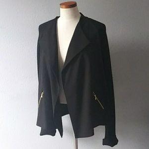 Calvin Klein Sweater Blazer Jacket